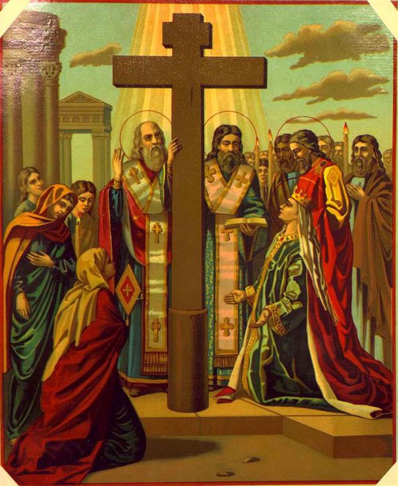 открытки животворящего креста господня