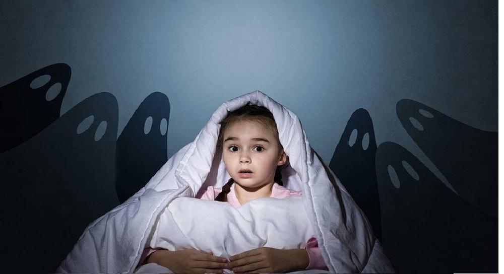 Как победить детский страх годовалого ребенка